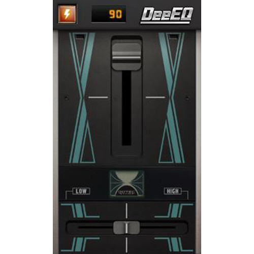 DOTEC-AUDIO DeeEQ Semi-Automatic Equalizer Plug-In (Download)