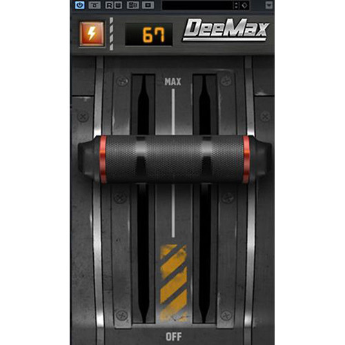 DOTEC-AUDIO DeeMax Maximizer Plug-In (Download)