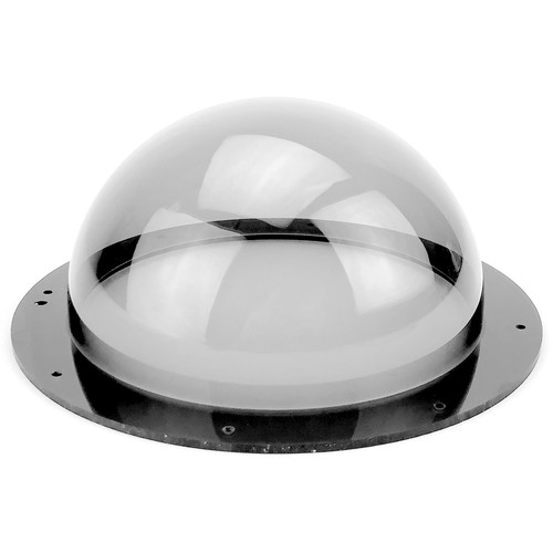 Dotworkz Half-Sphere Dome Lens for BASH Housing (Tinted)
