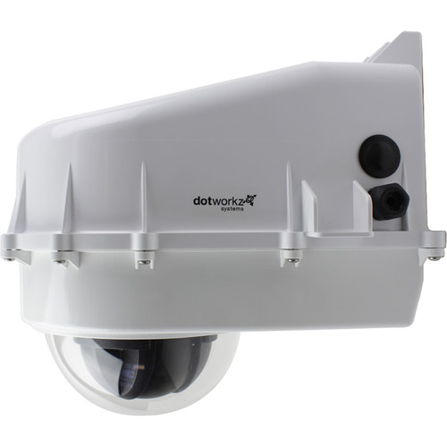 Dotworkz D2-HB-POE-HP Outdoor Housing System for Camera with Heater Blower (12 VDC, 25 W)