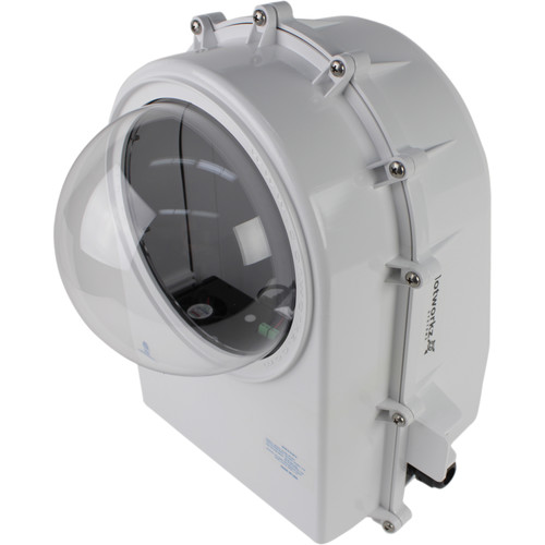 Dotworkz High Efficiency Power D2 Solar Heater Blower Camera Enclosure for Low Power Applications