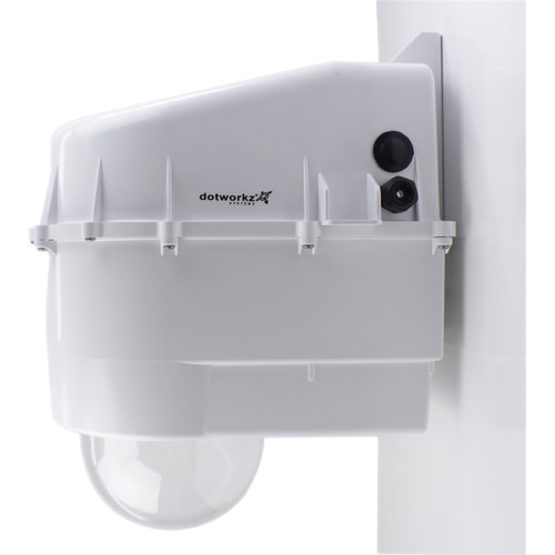 Dotworkz D3 Standard Outdoor Camera Enclosure with Tinted Lens