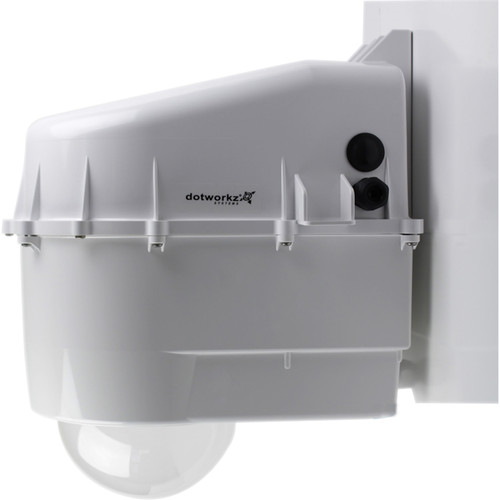 Dotworkz D3 Heater Blower Camera Enclosure with MVP and Tinted Lens