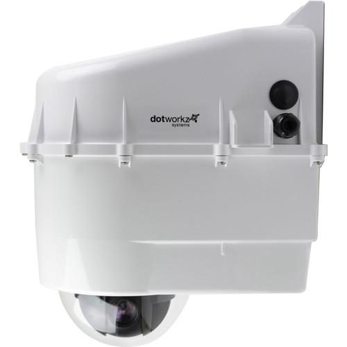 Dotworkz D3 Tornado Dual Blower Camera Enclosure with PoE