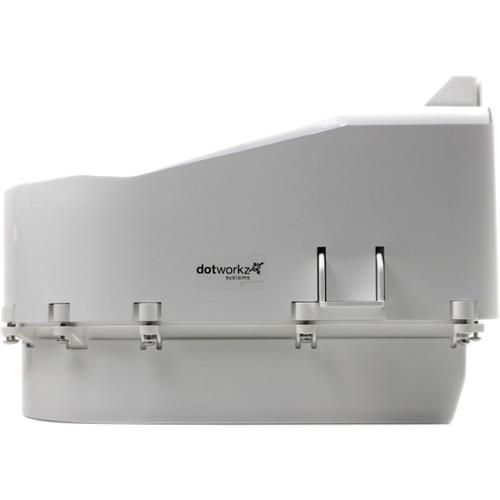 Dotworkz Ballistic Shield for D2-Series Camera Enclosures (10-Gauge Protection)