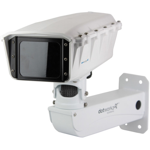 Dotworkz S-Type Base Model Camera Enclosure with Stainless Steel Arm
