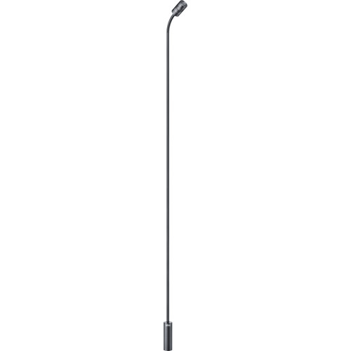 """DPA Microphones d:dicate 4011F Cardioid Table, Podium, or Floor Stand Microphone with 30"""" Boom"""