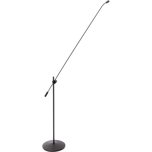 DPA Microphones d:dicate 4011FGS Cardioid Microphone with 120cm Boom Floor Stand