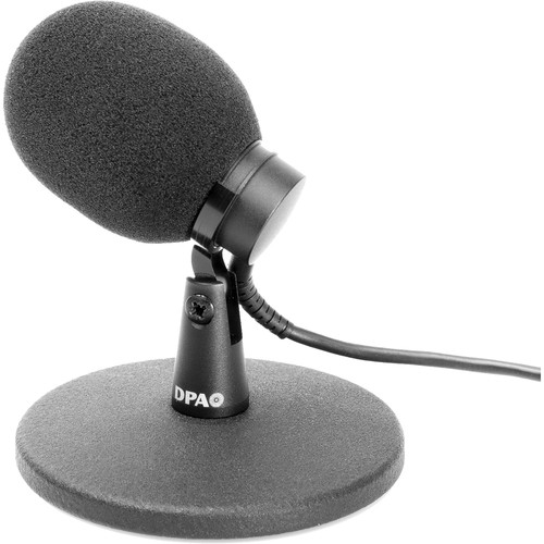 DPA Microphones 4018ES-T Supercardioid Table Kit Microphone