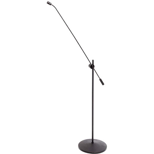 DPA Microphones 4018FJS Supercardioid Microphone with 75cm Floor Boom Stand