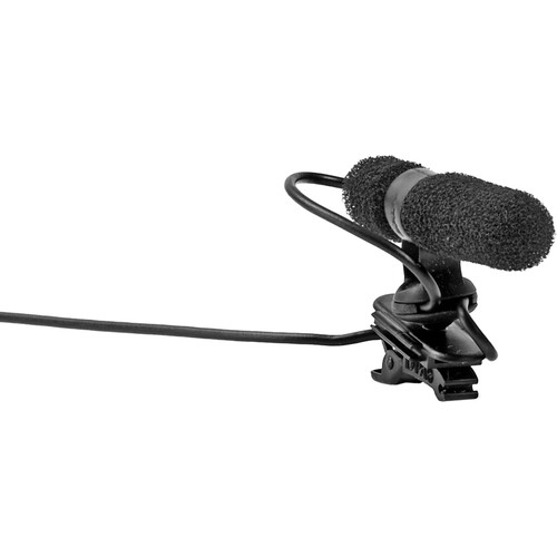 DPA Microphones d:screet mini 4081 Miniature Supercardioid Microphone with a Hardwired TA4F Connector for Shure Wireless Systems (Black)