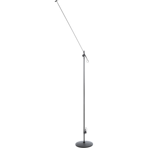 "DPA Microphones D:Sign 4097 Core Supercardioid Mic, Black, XLR,48"" Boom, Floor Stand, Choir Mic"
