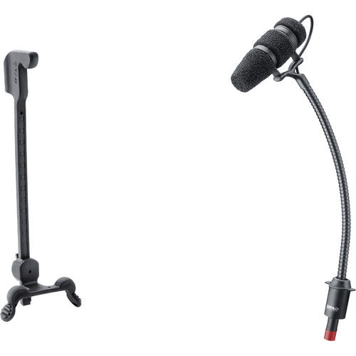 DPA Microphones d:vote Core 4099 Instrument Microphone, Loud SPL, with Clip for Guitar