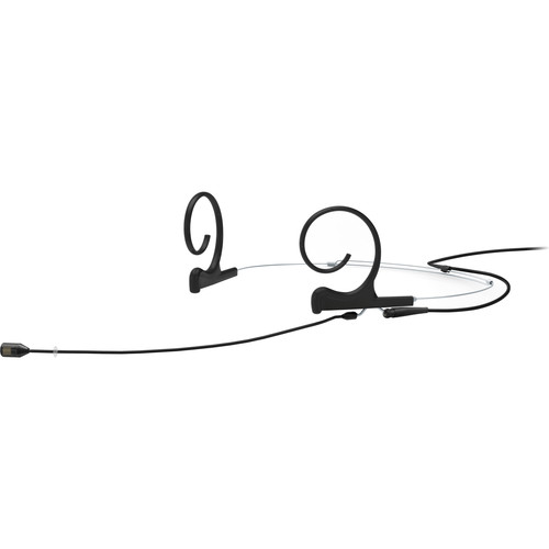 DPA Microphones d:fine Core 4288 Directional Flex Headset Mic, 120mm Boom with MicroDot (Black)