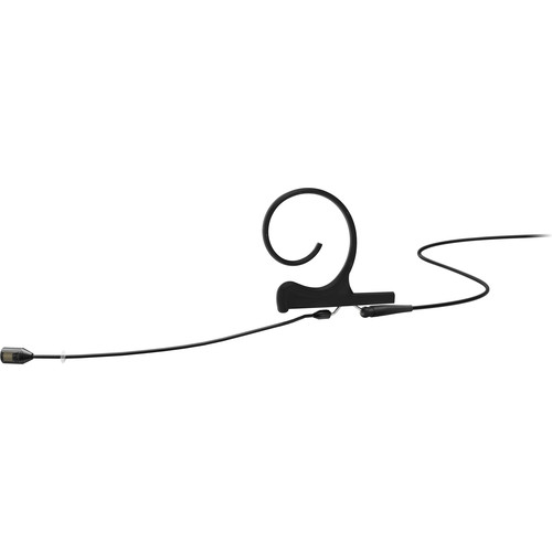 DPA Microphones d:fine Core 4288 Directional Flex Earset Mic, 100mm Boom with MicroDot (Black)