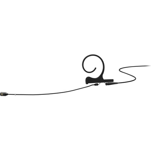 DPA Microphones d:fine Core 4288 Directional Flex Earset Mic, 120mm Boom with 3-Pin LEMO (Black)