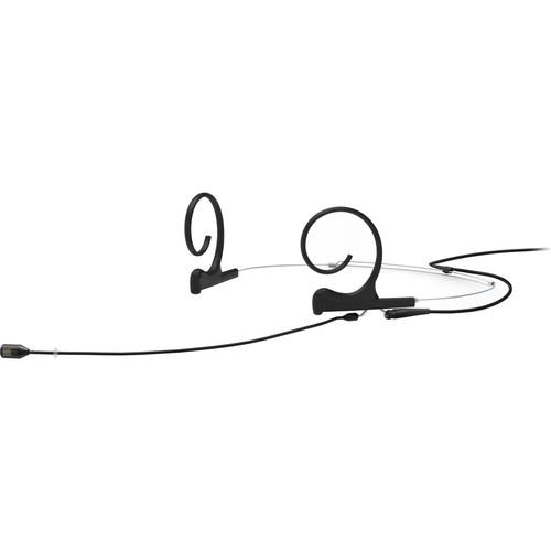DPA Microphones d:fine Core 4288 Directional Flex Headset Mic, 120mm Boom with 3-Pin LEMO (Black)