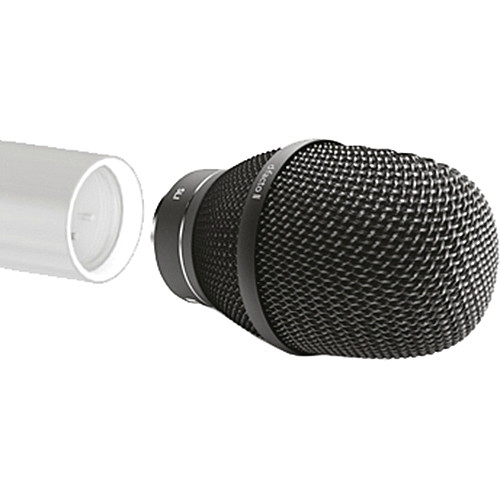 DPA Microphones d:facto II Supercardioid Vocal Microphone Capsule with SL1 Connector (Black)
