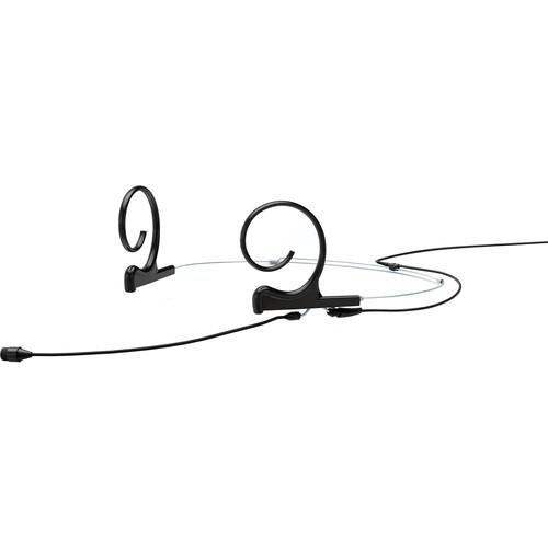 DPA Microphones d:fine 4266 Omnidirectional Flex Headset Mic, 90mm Boom with TA4F (Black)
