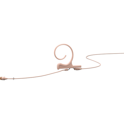 DPA Microphones d:fine 66 Single-Ear Omni Headset Mic with Adapter TA5F Connector (Beige)