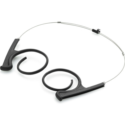 DPA Microphones Dual Earhook Mount for d:fine Headset Microphones (Black)