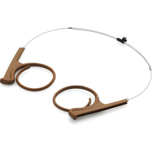 DPA Microphones Dual Earhook Mount for d:fine Headset Microphones (Brown)