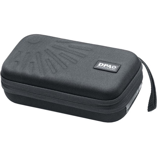 DPA Microphones Zip Case for d:fine Headset Microphone (Black)