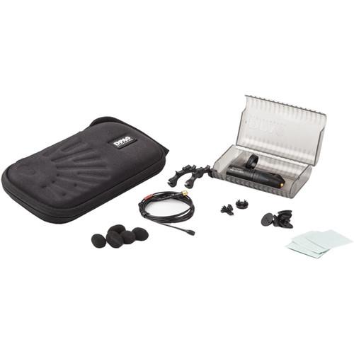 DPA Microphones d:screet Core 4060 Instrument Microphone Kit (Normal SPL, Black)