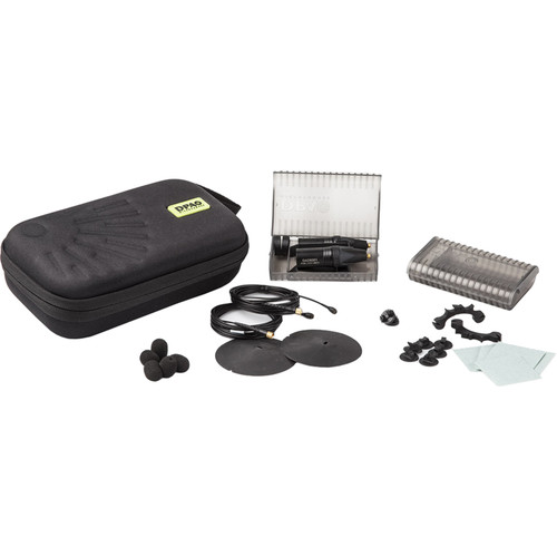 DPA Microphones d:screet Core 4061 Stereo Microphone Kit (Loud SPL, Black)
