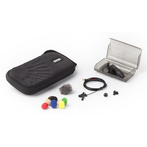 DPA Microphones d:screet Core 4071 ENG/EFP Omni Microphone Kit (Loud SPL, Black)