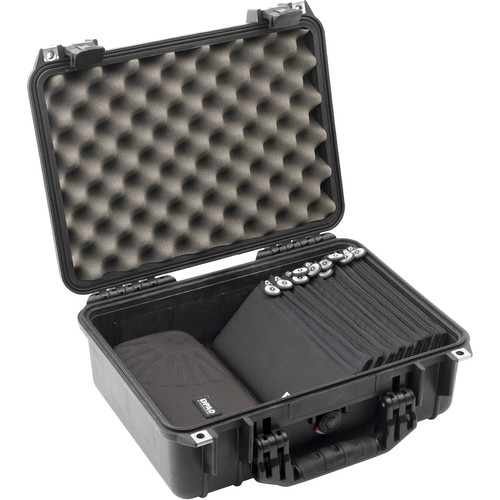 DPA Microphones d:vote Core 4099 Classic Touring Kit, 10 Mics and Accessories for Loud SPL