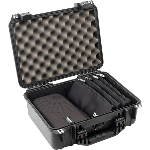 DPA Microphones d:vote Core 4099 Classic Touring Kit with 4 Mics and Accessories (Loud SPL)
