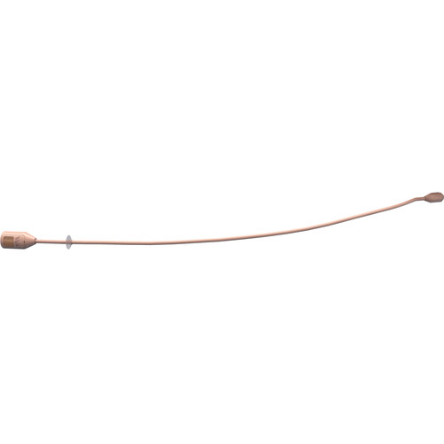 DPA Microphones d:fine 88 Single-Ear Directional Headset Microphone, (120mm, Beige)