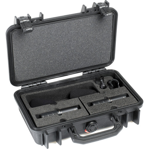 DPA Microphones ST2011C Stereo Pair with 2011C Compact Cardioid Microphones