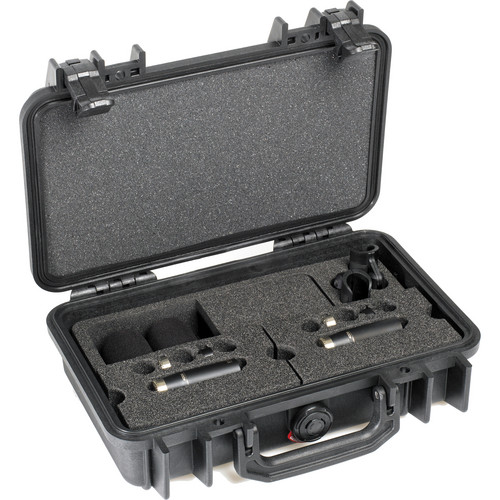 DPA Microphones ST4006C Stereo Pair with 4006C Compact Omnidirectional Microphones