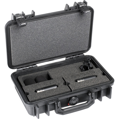 DPA Microphones ST4015C Stereo Pair with 4015C Compact Wide Cardioid Microphones