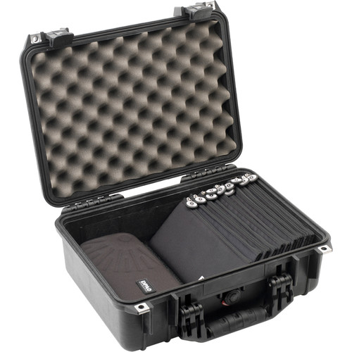 DPA Microphones d:vote 4099 Rock Touring Kit, 10 Mics and Accessories for High SPL