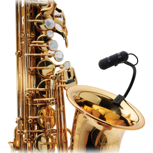 DPA Microphones d:vote 4099S Clip Microphone for Saxophone
