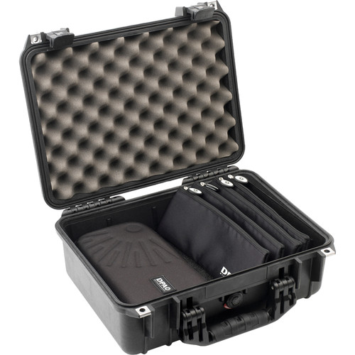 DPA Microphones d:vote 4099 Classic Touring Kit, 4 Mics and Accessories for Normal SPL