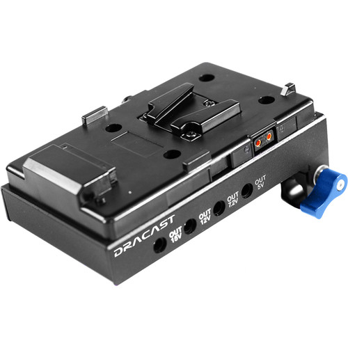 Dracast V-Mount Camera Battery Adapter with HDMI