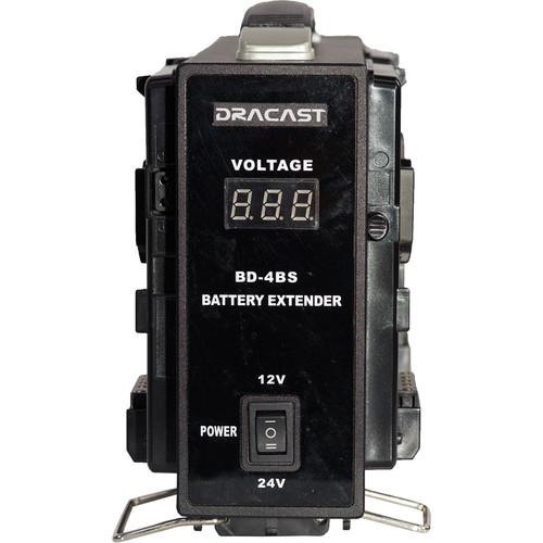 Dracast Battery Extender