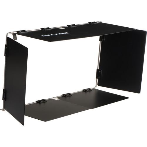 Dracast Barndoors for Silver Series LED1000