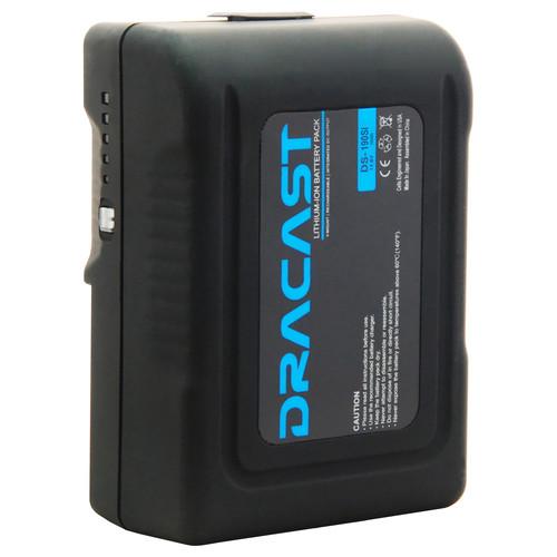 Dracast 190 Self-Charging Battery