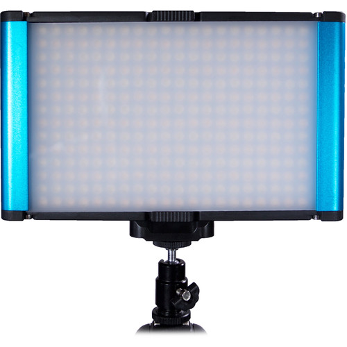 Dracast Camlux Max Bicolor On-Camera Light with Battery and Charger