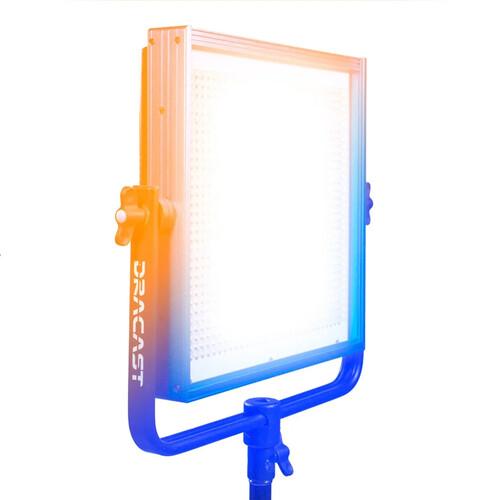 Dracast LED1000 Pro Bi-Color LED Light with V-Mount Battery Plate