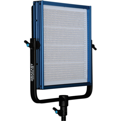 Dracast LED1000-DX Studio Daylight LED Light with DMX