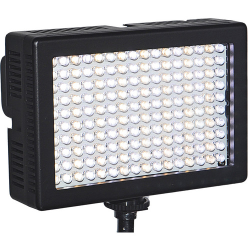 Dracast LED 160 On-Camera Light (Bi-Color / 5,600 to 3,200K)