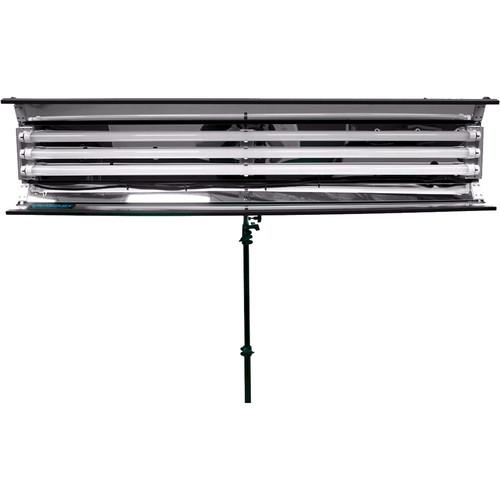 Dracast LED T-2000 Tube Bi-Color Light with V-Mount Battery Plate