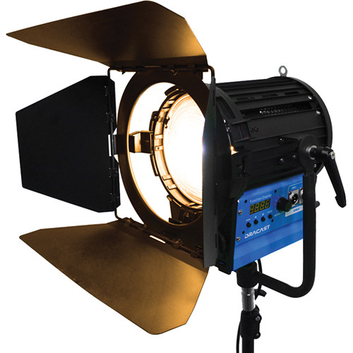 Dracast Fresnel 2000 Tungsten LED Light