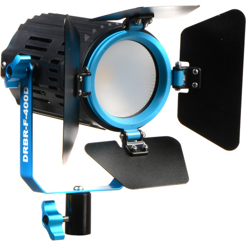 Dracast DRBR-F-400D BoltRay LED Daylight 2-Light Kit